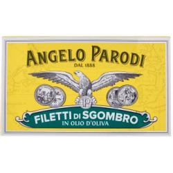 Parodi filetti sgombro - gr.125