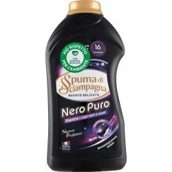Spuma di Sciampagna detersivo nero puro - lt.1