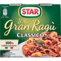 Gran ragu Star classico gr.180 x2