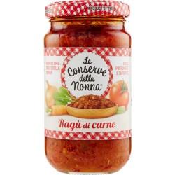 Le conserve della Nonna ragù di carne gr.190