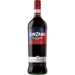 Cinzano rosso vermouth - lt.1