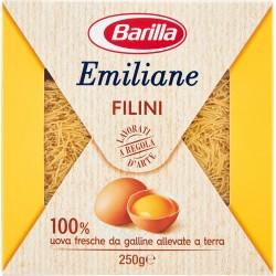 Barilla Emiliane Filini all'uovo n.14 gr.250