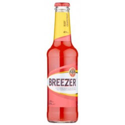 Bacardi breezer ruby grapefruit - ml.275
