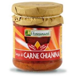Toscanacci sugo carne chianina gr.180