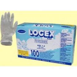 Logex guanti mis. l x100