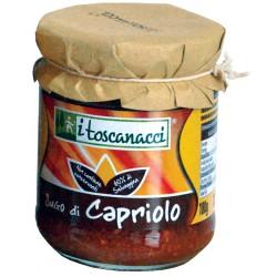 Toscanacci ragu capriolo - gr.180