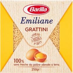 Barilla Emiliane Grattini all'uovo n.113 gr.250