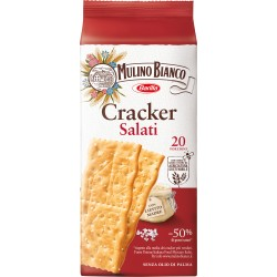 Mulino Bianco cracker salati - gr.500