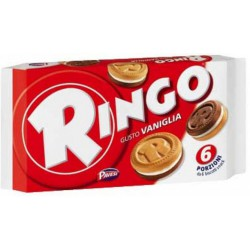 Pavesi ringo vaniglia - gr.330