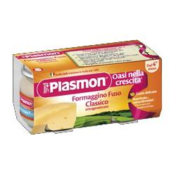 Plasmon omogeneizzato formaggio - gr.80 x2