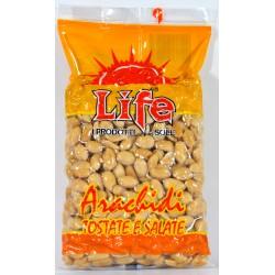 Life arachidi tostate e salate gr.250