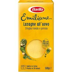Barilla Emiliane Lasagne all'uovo gr.500