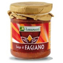 Toscanacci sugo fagiano - gr.180