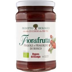 Rigoni Fiordifrutta confettura bio fragola - gr.330
