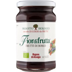 Rigoni Fiordifrutta confettura bio frutti di bosco - gr.330