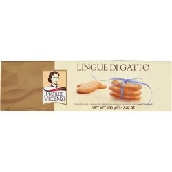 Pasticceria Matilde Vicenzi Lingue di gatto 100 gr.