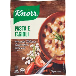 Knorr pasta fagioli - gr.182