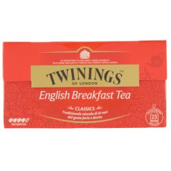 Twinings classics english breakfast tea 50 g