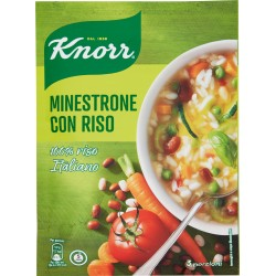 Knorr minestrone riso - gr.109