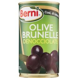 Berni Olive Brunelle Denocciolate 350 gr.